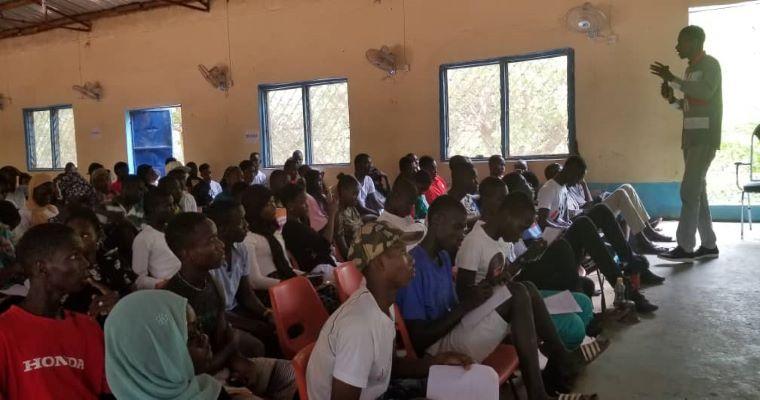 droits humains en Gambie