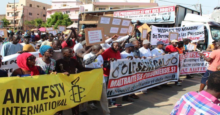 prisons au Sénégal