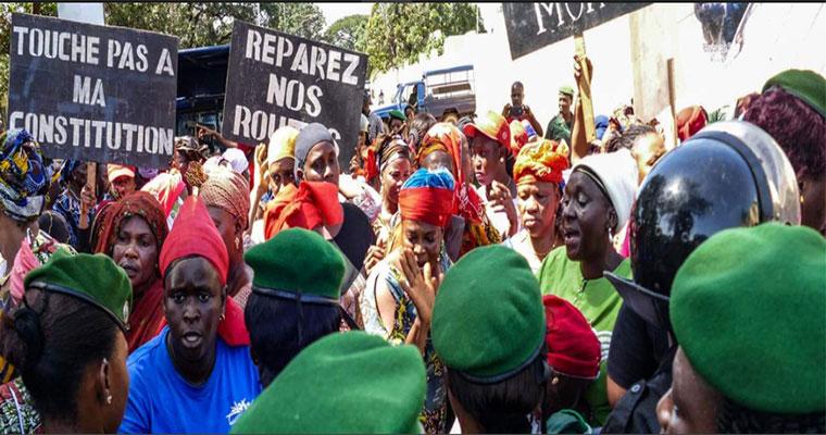 Guinée. Une tentative honteuse d'étouffer la dissidence