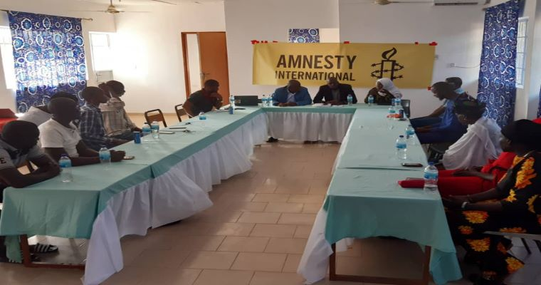 AI Sénégal enregistre ses premiers militants en Gambie