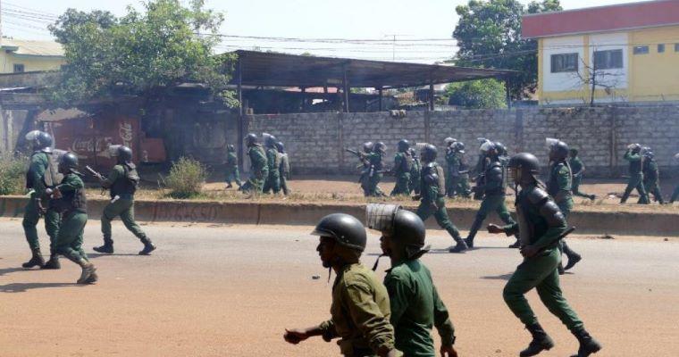 droits humains en Guinée