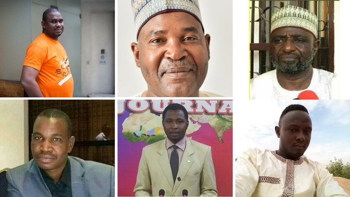 Niger, militants arrêtés
