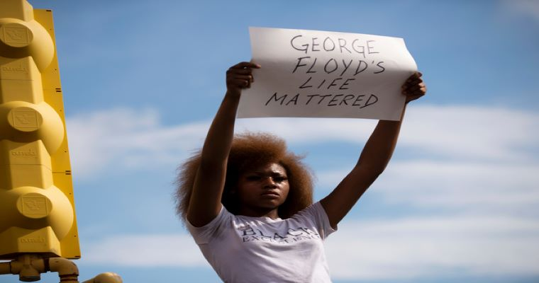 Justice pour George Floyd