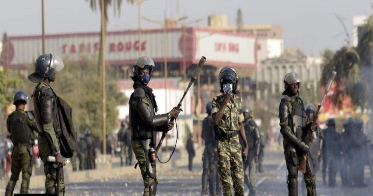 La vague d'arrestations arbitraires porte atteinte aux droits humains