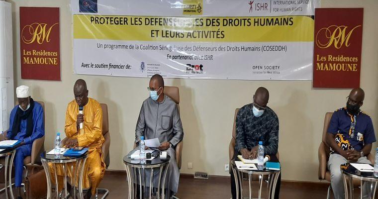Protéger les défenseurs des droits humains